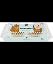 Булочки с корицей с карамельной начинкой, без глютена Fazer  gluteeniton kinuskikakkunen 150гр 2шт.
