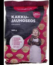 Безглютеновая смесь для выпечки тортов Vuohelan Herkku Kakkujauhoseos 600гр