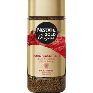 Растворимый кофе Nescafe Gold Origins Colombia 100гр