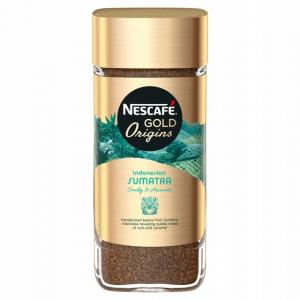 Растворимый кофе Nescafe Gold Origins Sumatra 100гр