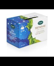 Ассорти черного чая с фруктовыми добавками Nordqvist Teetaivas 20пак.