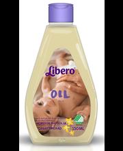 Детское масло для массажа и ванны Libero hoitoöljy 150мл