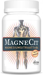 Препарат магния МагнеКит, MagneCit + B6 200табл.