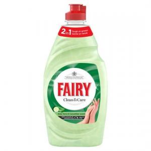 Средство для мытья посуды с Алое Вера и сладким огурцом ПепиноFairy 1015мл