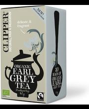Чай черный с бергамотом органический Clipper Organic Earl Grey tee 20пак.