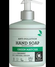 """Органическое жидкое мыло для рук """"Зеленый чай"""" Urtekram Matcha 380мл"""