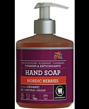 """Органическое жидкое мыло для рук """"Северные ягоды"""" Urtekram 380мл"""