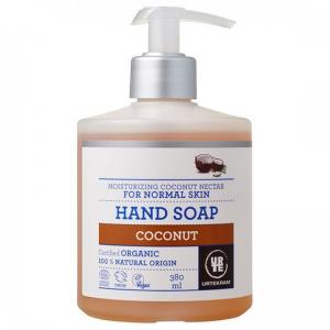 """Органическое жидкое мыло для рук """"Кокос"""" Urtekram 380мл"""