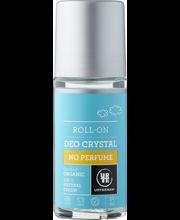 Органический дезодорант-кристалл, без аромата, гипоаллергенный Urtekram 50мл