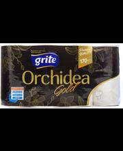 Туалетная бумага Grite Orchidea Gold 8рулонов