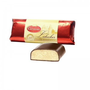 Марципан в шоколаде Carstens Edel Marzipan 75гр