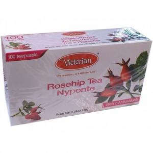 Чай Victorian шиповник  100пак