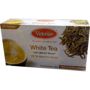 Белый чай Victorian  100пак