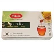 Зеленый чай Victorian с медом 100пак