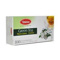 Зеленый чай Victorian жасмин 100пак