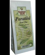 Чай зеленый Сенча с фруктами Forsman Paratiisi Sen Cha (маракуйя, ананас, киви) 60гр