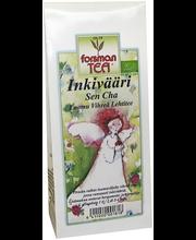 Чай зеленый Forsman Luomu Inkivääri Sencha  (с имбирем) 60 гр