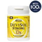 Жевательные таблетки D3 Devisol Strong (фрукты)  50мкг, 100табл