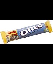 Молочный шоколад  Marabou с печеньем Oreo 37гр.