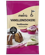 Ванилин Meira vanillinisokeri с сахарной пудрой 50гр.