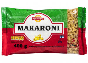 Макароны  Myllyn Makaroni 400гр.