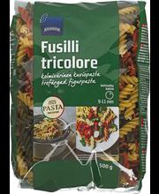 Макароны  Fusilli tricolore (цветные) Rainbow 500гр.