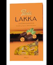 Шоколадные конфеты с морошковым ликером Panda Lakka  290гр.