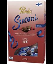 Шоколадные конфеты Panda Suomi (клюква) 250гр.