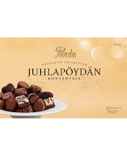 Шоколадные конфеты Panda Juhlapöydän konvehteja ассорти 300гр.
