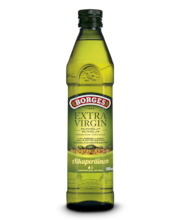 Оливковое масло Borges Extra Virgin  500мл.