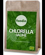 Порошок хлореллы Foodin luomu chlorella-jauhe 100гр.