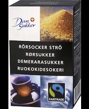 Тростниковый сахарный песок Dansukker 500гр.