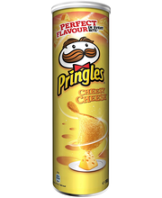 Чипсы Pringles Cheesy Cheese 190 гр.