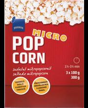 Попкорн Rainbow Mikropopcorn  3 пакета по 100гр.