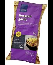Чипсы картофельные Rainbow Roasted Garlic (с чесноком)300гр.