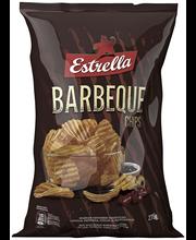 Картофельные чипсы Estrella Barbecue 275гр.