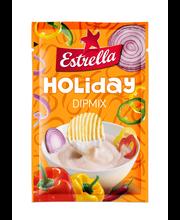 Соус для чипсов Estrella Dipmix Holiday (лук и паприка)14 гр.