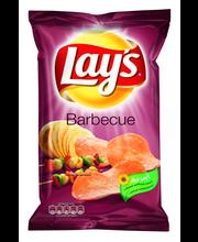 Картофельные чипсы Lay's Barbecue 175гр.