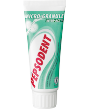 Зубная паста Pepsodent для очистки промежутков между зубами Micro-granule  75мл.