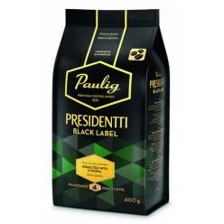 Кофе зерновой (крепость 4) Paulig Presidentti Black Label 400гр