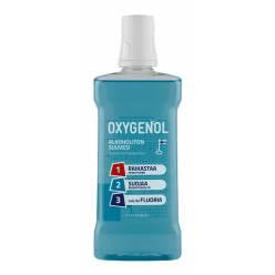 Ополаскиватель для полости рта без спирта оxygenol 500мл.