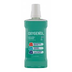 Ополаскиватель для полости рта с ксилитом оxygenol 500мл.