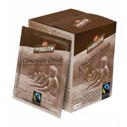 Какао Van Houten Chocolate Drink Fairtrade в стиках 10 шт.
