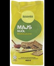 Кукурузная мука без глютена Risenta Majs Maissijauho 400гр