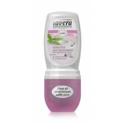 Дезодорант lavera Body & Wellness Care Sensitive (деликатный) 24часа 50мл