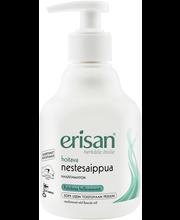 Мыло жидкое для рук гипоаллергенное Erisan Hoitava Nestesaippua 300мл