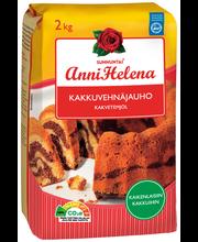 Мука пшеничная для тортов Sunnuntai Anni Helena kakkuvehnäjauho 2кг