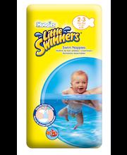 Подгузники-трусики для плавания Huggies Little swimmers 3-8кг 12шт
