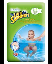 Подгузники-трусики для плавания Huggies Little swimmers 7-15кг 12шт