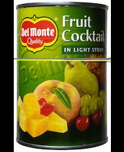 Фруктовый коктейль в легком сиропе Del Monte 420гр